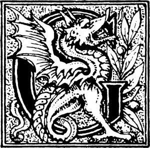 Dragon-G-Letter