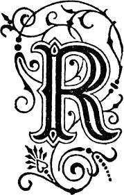 LetterR